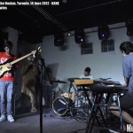 BADBADNOTGOOD at the Hoxton, Toronto, NXNE 2012 - photo Matthew Bowles, Music Vice