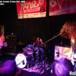 Bass Drum Of Death at Wrongbar, Toronto, NXNE 2012 - photo Glyde Barbey, Music Vice