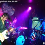 Parlovr at The Silver Dollar Room, Toronto, NXNE 2012 - photo Glyde Barbey, Music Vice