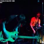 The Men at Wrongbar, Toronto, NXNE 2012 - photo by Matthew Bowles, Music Vice
