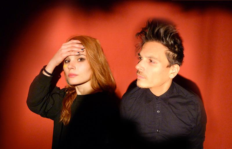 The Do - Olivia Merilahti (singer and musician) and Dan Levy (multi-instrumentalist)