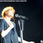 Florence and The Machine at Molson Amphitheatre Toronto, 2 August 2012 - photo Brian Banks, Music Vice