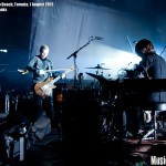 Sigur Ros at Echo Beach, Toronto - photo by Brian Banks, Music Vice