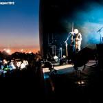 Sigur Ros at Echo Beach, Toronto - photo by Brian Banks, Music Vice