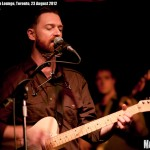 Travis Murphy at Lula Lounge, Toronto - photo Brian Banks, Music Vice