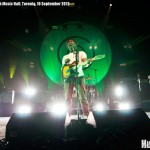 Bloc Party at Danforth Music Hall, Toronto - photo by Brian Banks, Music Vice