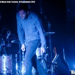 Ceremony at Danforth Music Hall, Toronto - photo by Brian Banks, Music Vice