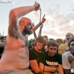 Fucked Up at Riot Fest Toronto - photo by Brian Banks, Music Vice