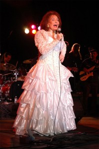 Loretta Lynn - credit Wikipedia commons