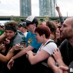 Crowd shot from Riot Fest Toronto - photo by Brian Banks, Music Vice