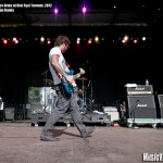 The Lawrence Arms at Riot Fest Toronto - photo by Brian Banks, Music Vice
