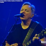 New Order at the Sony Centre for the Performing Arts, Toronto - photo Renee Saviour, Music Vice