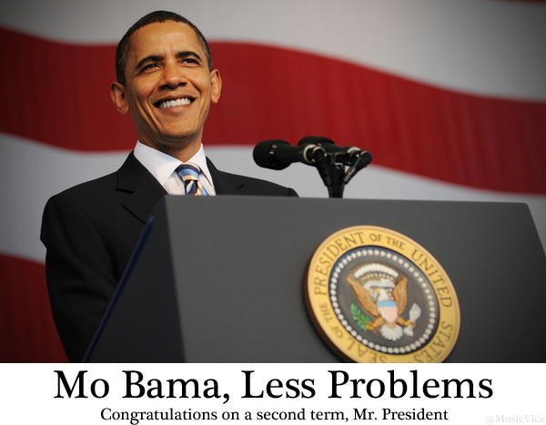 Mo Bama, Less Problems