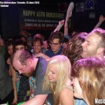 Dan Deacon at the Horseshoe Tavern, Toronto, NXNE 2013 - photo Renee Saviour, Music Vice