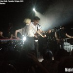 July Talk at the Mod Club, Toronto - NXNE 2013 - photo by Glyde Barbey