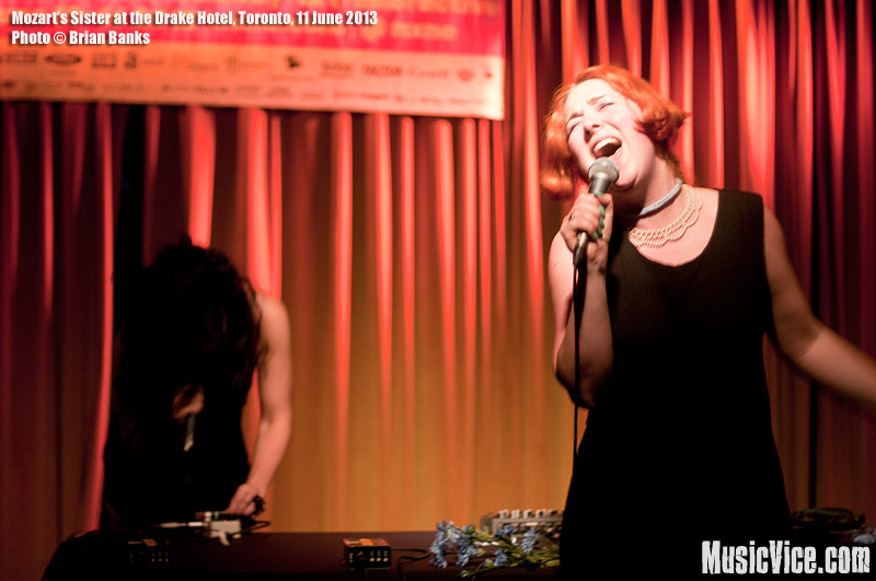 Mozart's Sister at The Rivoli, NXNE 2013 – Gig Review