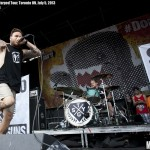 Stick To Your Guns - photograph Leanne Trauzzi, Music Vice Magazine