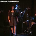 Alanna Matty and Band2