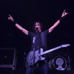 Gojira at Kool Haus, Toronto, 21 November - photo by Jackie Hong, Music Vice