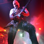 Slayer guitarist Kerry King at Kool Haus, Toronto, 21 November - photo by Jackie Hong, Music Vice