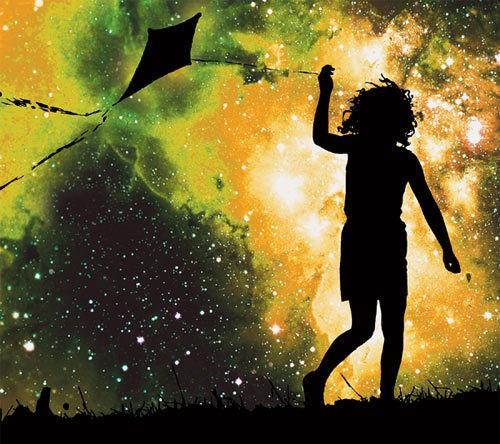 stage kite