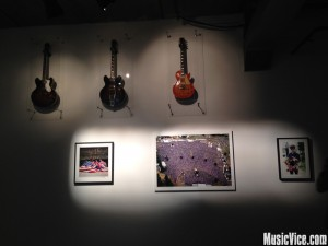 Oasis: Chasing The Sun exhibition - photo by Lauren Towner