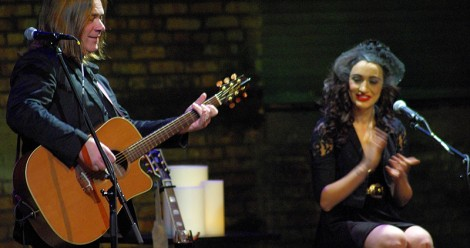 Alan Doyle and Lindi Ortega at Rootstock