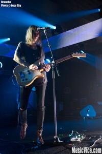 Broncho at 2015 SiriusXM Indie Awards, Toronto - photo Lucy Sky, Music Vice