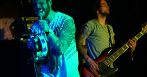 Friday Night Trend at Hard Luck Bar, Toronto - CMW 2015