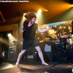 Glorious Sons at 2015 SiriusXM Indie Awards, Toronto - photo Lucy Sky, Music Vice