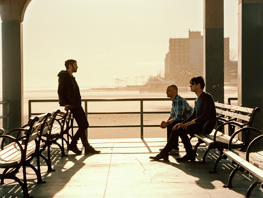 The Antlers - photo credit Mark Lemoine