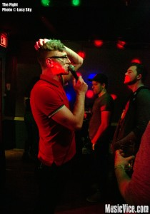 The Fight at Rancho Relaxo, CMW 2015 - photo Lucy Sky, Music Vice