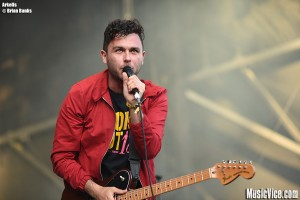 Arkells - photo Brian Banks
