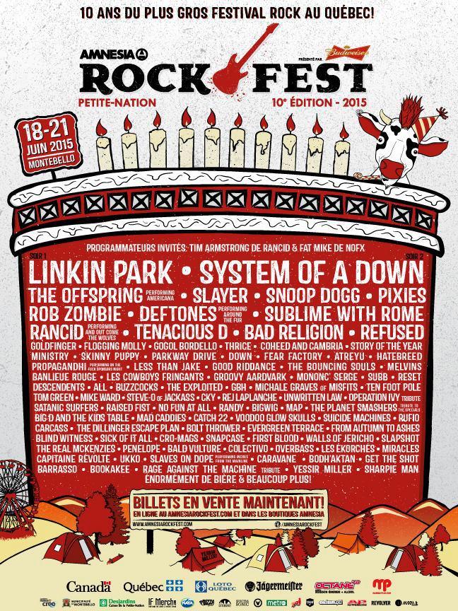 Amnesia Rockfest 2015