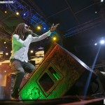 Jesse Royal at Reggae Sumfest, Montego Bay - photo Brian Banks, Music Vice