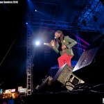 Kabaka Pyramid at Reggae Sumfest, Montego Bay - photo Brian Banks, Music Vice