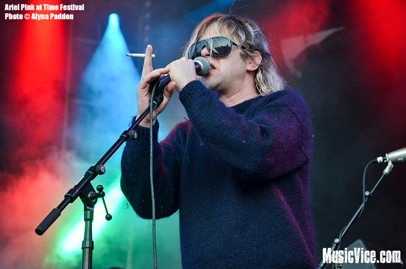 Ariel Pink Time Festival 2015