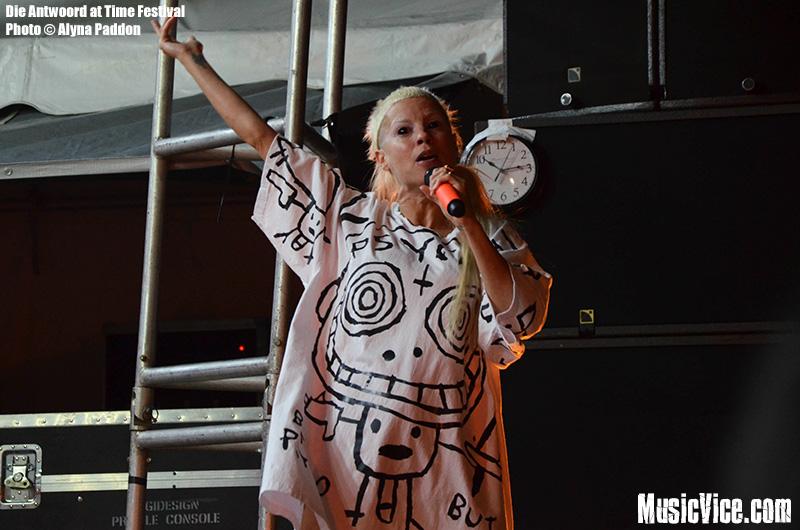 Die Antwoord Time Festival 2015 2