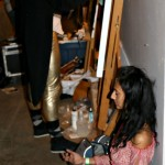 Painting at Five+ NYE Toronto - photo by Charlotte Morrit-Jacobs