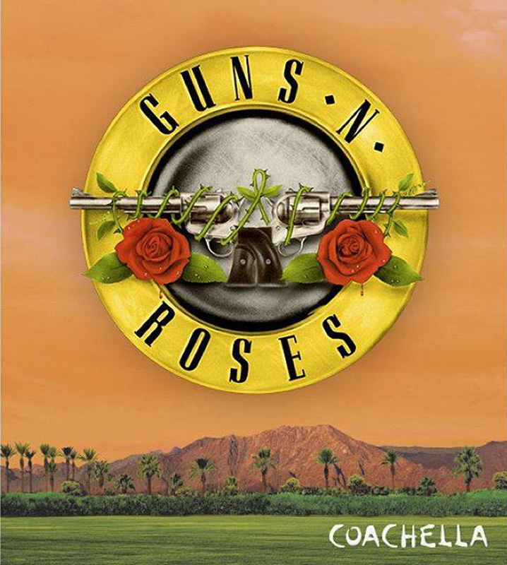 Guns N' Roses and LCD Soundsystem reunite to headline Coachella 2016