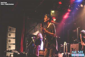 Royal Teeth at the Mod Club, Toronto - photo Maddy Oxenham, Music Vice