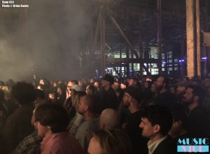 Crowd for Sunn O))) at Unsound Toronto, Luminato Festival - photo Brian Banks,Music Vice