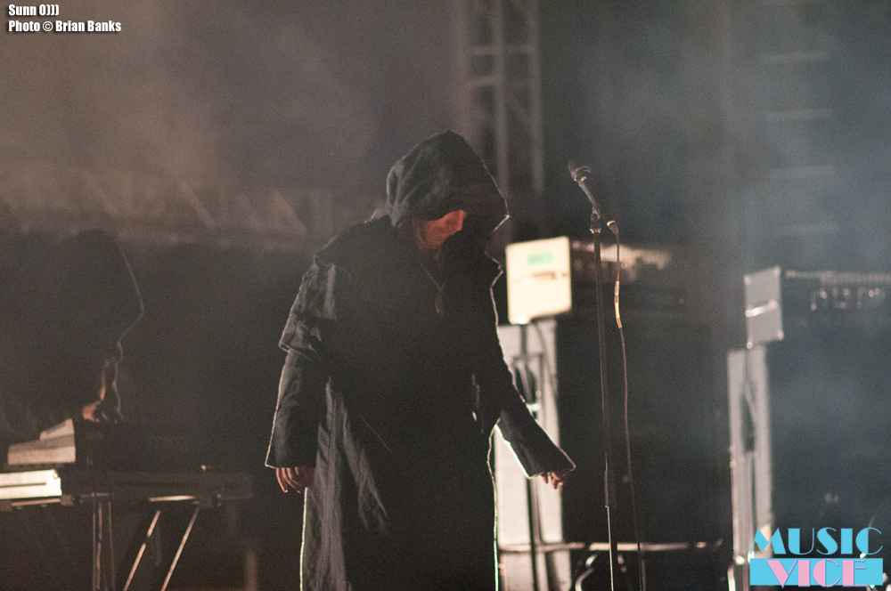 Sunn O))) at Unsound Toronto, Luminato Festival - photo Brian Banks,Music Vice
