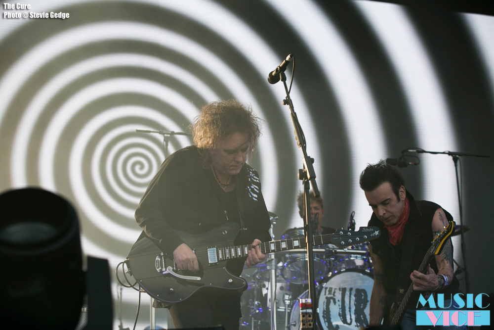 The Cure at Bestival Toronto - photo Stevie Gedge