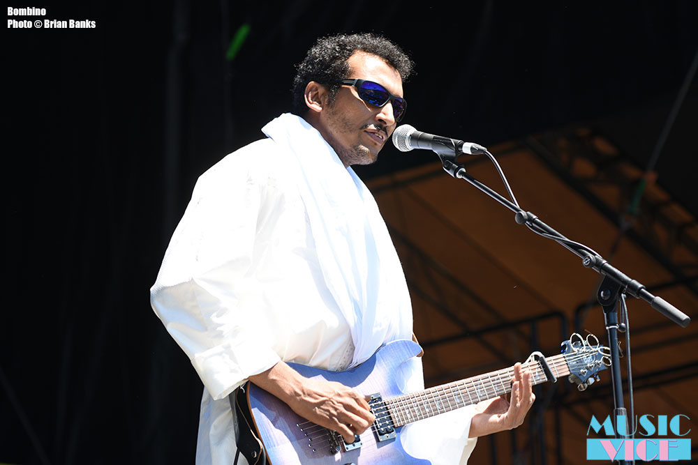 Bombino at Wayhome, 2016 - photo Brian Banks, Music Vice