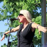 White Lung at Wayhome 2016 - photo Tia Wong, Music Vice