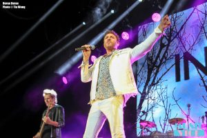 Duran Duran at Molson Canadian Amphitheatre - photo Tia Wong, Music Vice