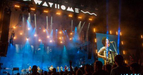 Arcade Fire at Wayhome 2016 - photo Tia Wong, Music Vice