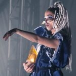 FKA Twigs at Wayhome 2016 - photo Tia Wong, Music Vice