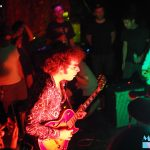 Yonatan Gat at the Smiling Buddha, Toronto - photo Brian Banks, Music Vice
